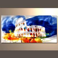 Модульная КАРТИНА НА МЕТАЛЛЕ арт. 146