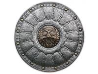 ХУДОЖЕСТВЕННАЯ ЧЕКАНКА - щит «Древняя Русь»