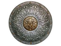 ХУДОЖЕСТВЕННАЯ ЧЕКАНКА - щит «Берегиня»